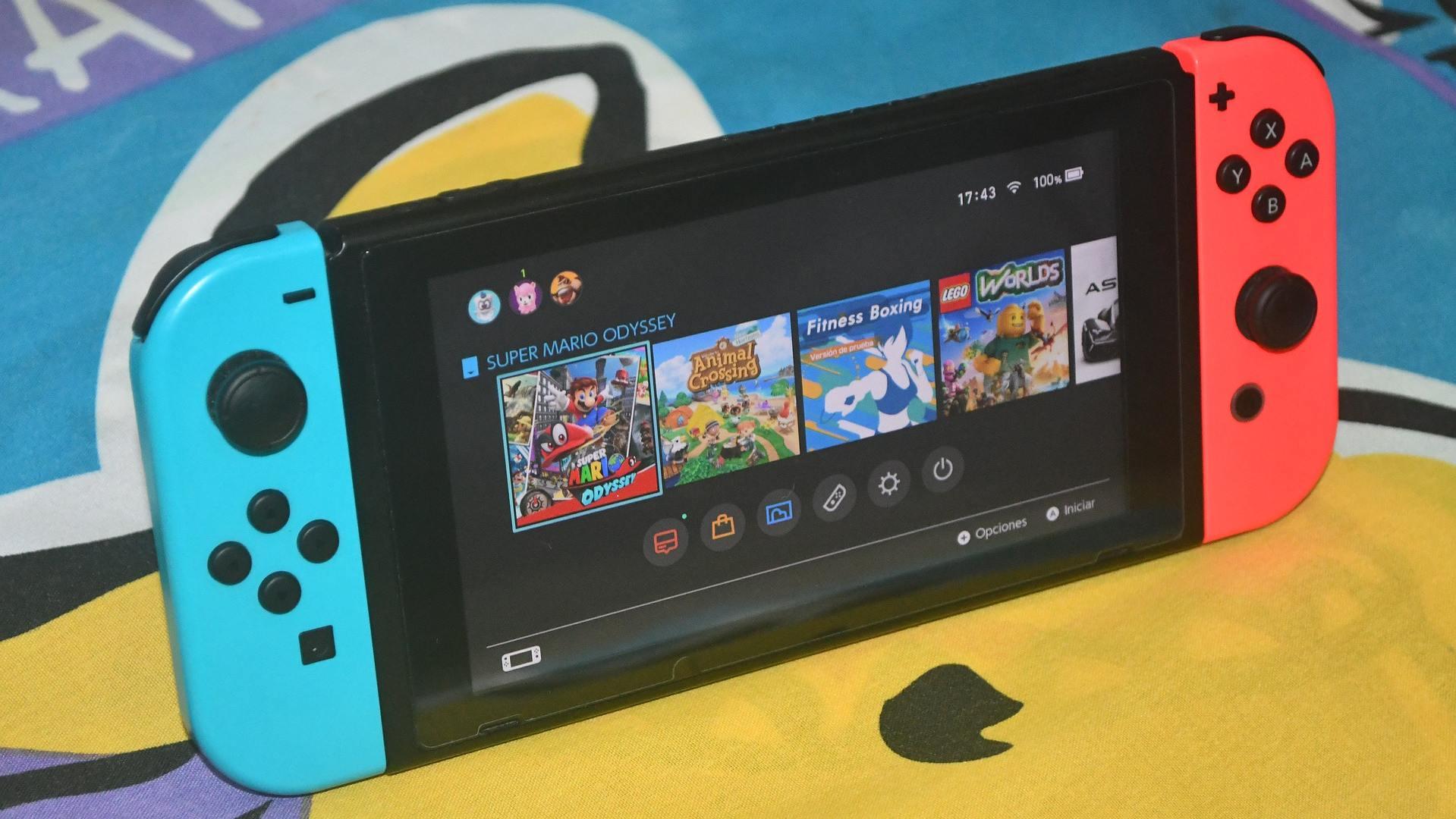 Serwis Nintendo Switch Warszawa Raszyn